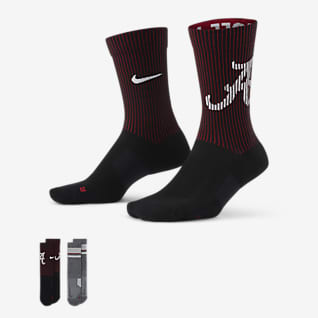 Nike College Multiplier (Alabama) Calcetines largos (2 pares)