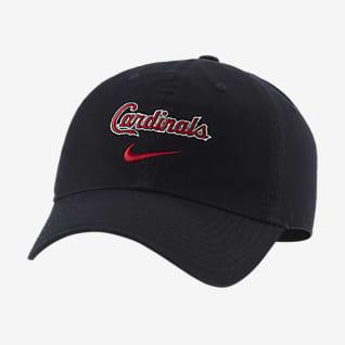 Nike Heritage86 Swoosh (MLB St. Louis Cardinals) Adjustable Hat