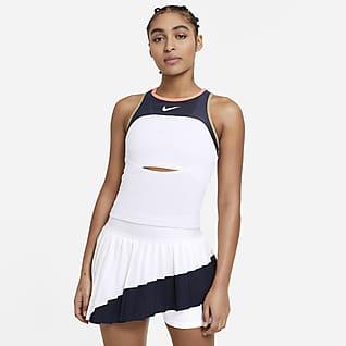 NikeCourt Slam Camiseta de tirantes de tenis para mujer