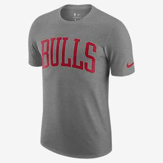 Chicago Bulls Courtside Heritage Men's Nike NBA T-Shirt