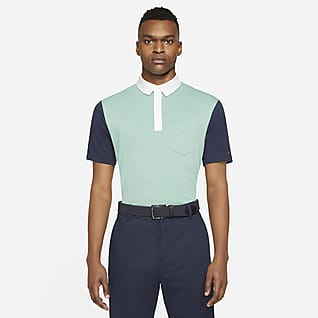 Nike Dri-FIT Player Polo de golf en bloques de color para hombre