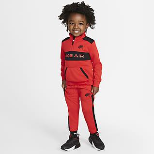 Nike Air Set med tröja och joggingbyxor för små barn