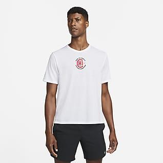 Nike Dri-FIT Chicago Miler Men's Short-Sleeve Running Top