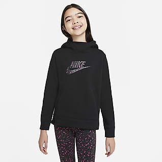 Nike Sportswear Μπλούζα με κουκούλα για μεγάλα κορίτσια