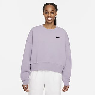 Nike Sportswear Rövid szabású női polárfelső