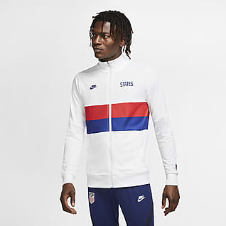 U.S. Men's Soccer Track Jacket