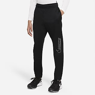 Nike Therma-FIT Older Kids' (Boys') Graphic Tapered Training Trousers