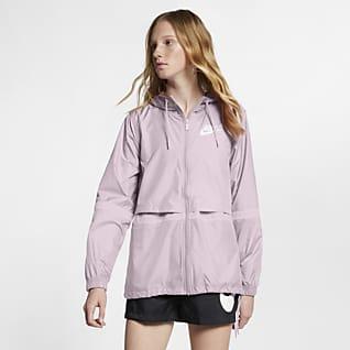 Nike Sportswear Repel เสื้อแจ็คเก็ตแบบทอผู้หญิง