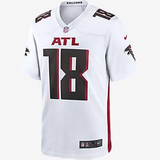 NFL Atlanta Falcons (Calvin Ridley) Men's Game Football Jersey