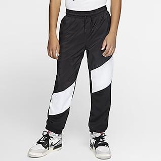Jordan Wings Kalhoty s manžetami pro větší děti (chlapce)