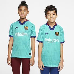 FC Barcelona 2019/20 Stadium Third Older Kids' Football Shirt