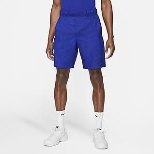 NikeCourt Flex Victory Shorts de tenis estampados para hombre