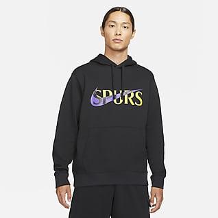 Tottenham Hotspur Men's Fleece Pullover Hoodie