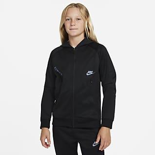 Nike Air Max Older Kids' (Boys') Full-Zip Hoodie