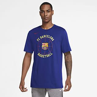 F.C. Barcelona Men's Nike Dri-FIT Basketball T-Shirt