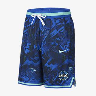 达拉斯独行侠队 Select Series Nike NBA 男子印花篮球短裤