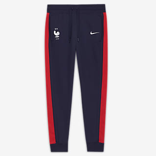 FFF Pantalones de tejido Fleece para hombre