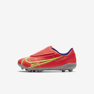 Nike Jr. Mercurial Vapor 14 Club MG Fotballsko for flere underlag til små barn