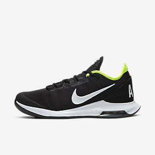 Noir Tennis Chaussures