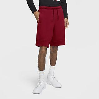 Jordan Jumpman Air Shorts in fleece - Uomo