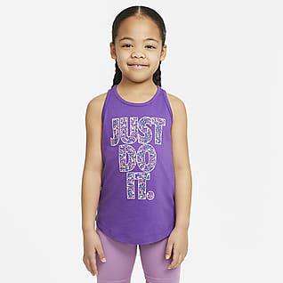 Nike Camiseta de tirantes para niños talla pequeña