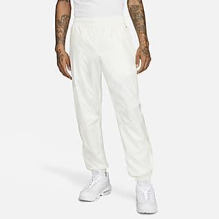 NOCTA Golf กางเกงขายาวผู้ชายแบบทอ