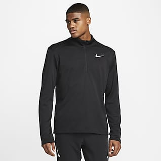 Nike Pacer Męska koszulka do biegania z zamkiem 1/2
