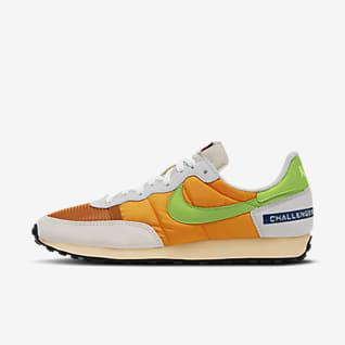 Orange Shoes. Nike PH