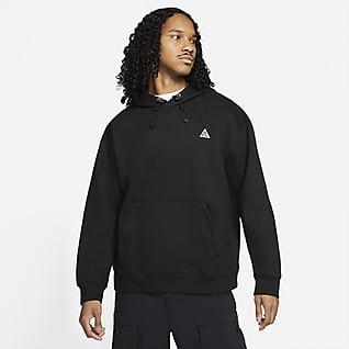 Nike ACG Sudadera con gorro de tejido Fleece sin cierre