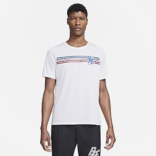 Nike Rise 365 BRS Haut de running à manches courtes pour Homme