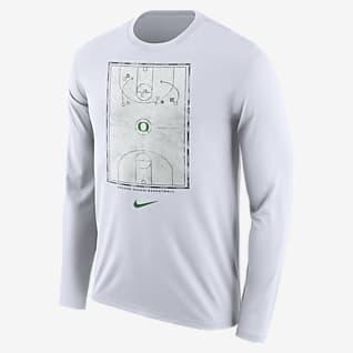 Nike College (Oregon) Men's Long-Sleeve T-Shirt