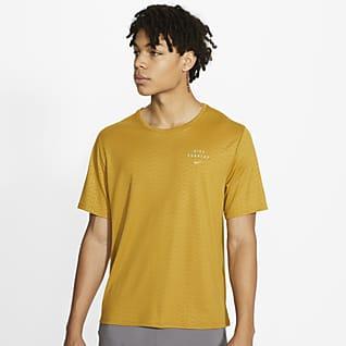 Nike Miler Run Division Kurzarmshirt für Herren