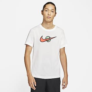 NikeCourt Men's Swoosh Tennis T-Shirt