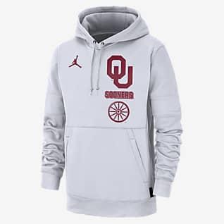 Jordan College Therma Local (Oklahoma) Men's Pullover Hoodie