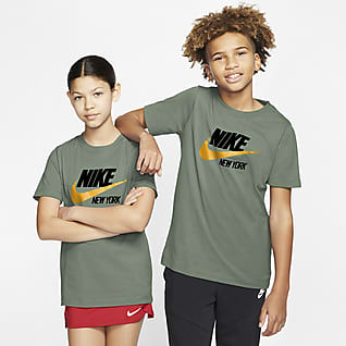 Nike Sportswear New York Big Kids' T-Shirt