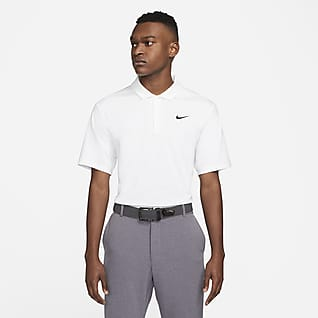 Nike Dri-FIT Golfpikétröja för män