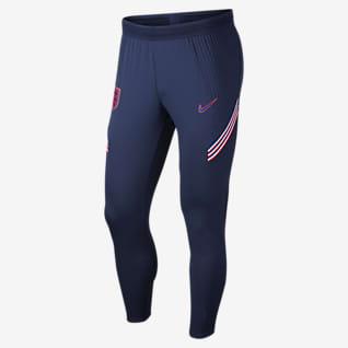 Anglie VaporKnit Strike Pánské fotbalové kalhoty