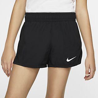 Nike Dri-FIT Big Kids' (Girls') Running Shorts
