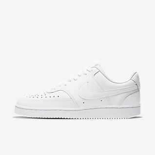 nike of white shoes