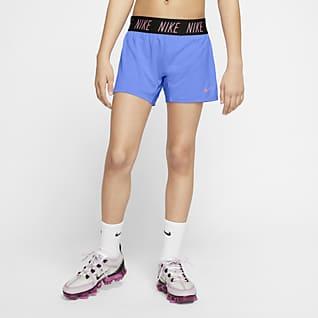 Nike Dri-FIT Trophy Big Kids' (Girls')' Training Shorts