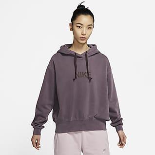 Nike Sportswear 女子针织连帽衫