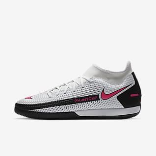 Nike Phantom GT Academy Dynamic Fit IC Ποδοσφαιρικό παπούτσι για κλειστά γήπεδα