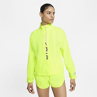 Nike Air Dri-FIT Damen-Laufjacke
