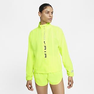 Nike Air Dri-FIT Løbejakke til kvinder