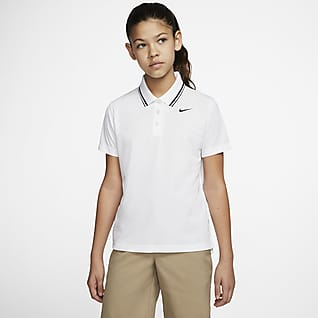 Nike Dri-FIT Victory Girls' Golf Polo