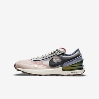 Nike Waffle One BG 大童运动童鞋