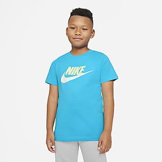 Nike Sportswear Big Kids' Cotton T-Shirt