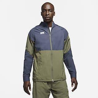 Nike F.C. AWF Dokuma Erkek Futbol Antrenman Ceketi