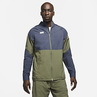 Nike F.C. AWF Men's Woven Football Tracksuit Jacket