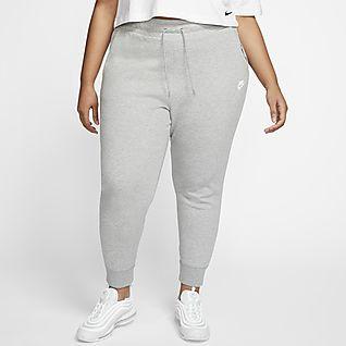 Nike Sportswear Tech fleecebukse Til dame (Plus Size)